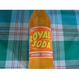 Royal soda Orange 50 cl