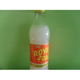 Royal soda orgeat 50 cl