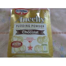 Crème en poudre chocolat ancelly 160g