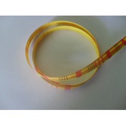 Ruban madras PM 10m