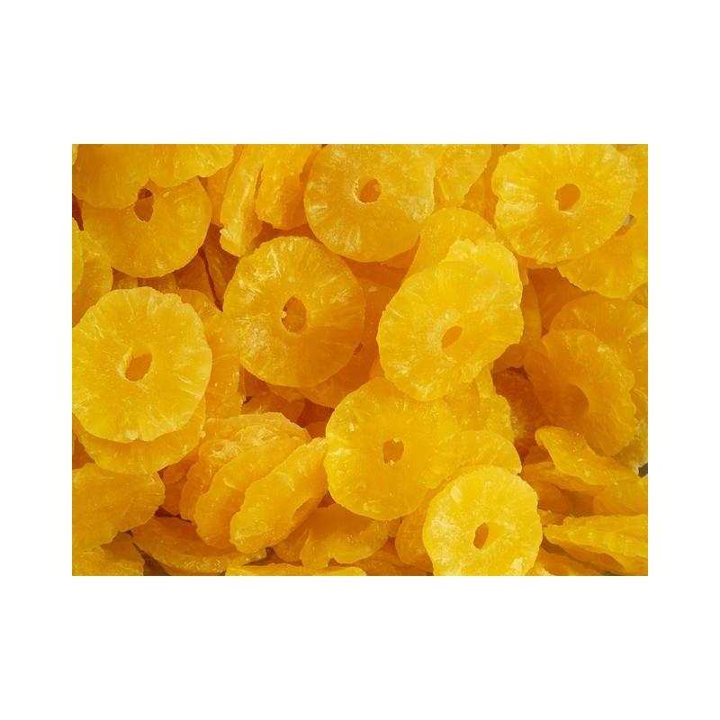 Ananas séches kg