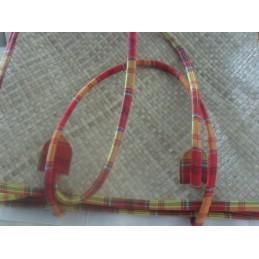 Sac style cabas bakoua & madras