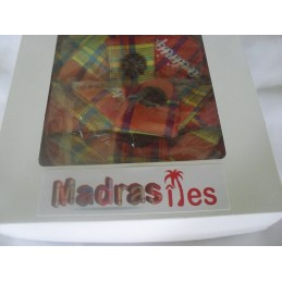 Coffret service de table madras