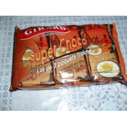 Biscuits choco