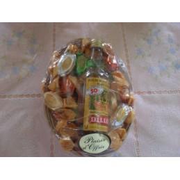 Panier bonbons au rhum 356g