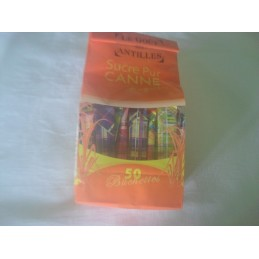 Bûchettes sucre de canne GPE