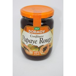 Confiture papaye rouge 325g