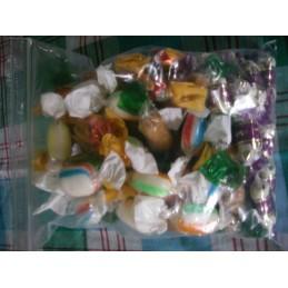 Sachet bonbons mélangés 200g