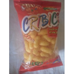 Cribich snacks au piment 70g