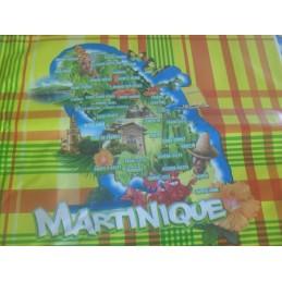 Nappe carte Mque 350cm