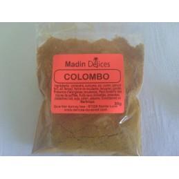 Poudre Colombo