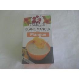 Blanc Manger Mangue