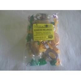 Bonbons mélangés 100g