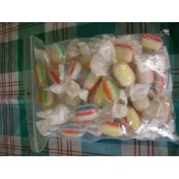 Bonbons tricolore kg