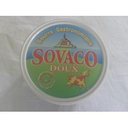 Beurre doux et demi-sel Sovaco