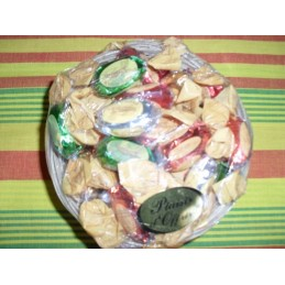 Panier bonbons au rhum 300g